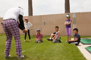 2016 Summer Camp - Golf