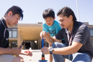 2016 Summer Camp - Rocketry and Space Simulation