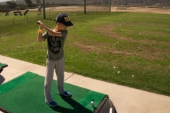 Week 8 Golf