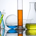 chemistry laboratory equipment, test tubes